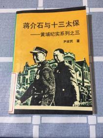 蒋介石与十三太保