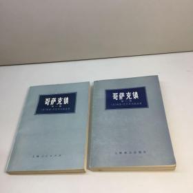 哥萨克镇 (第一册 第二册) 全二册