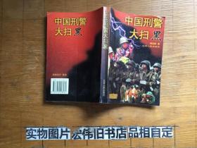 中国刑警大扫黑