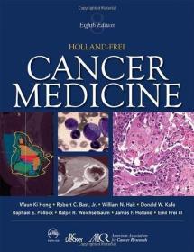 CancerMedicine癌症医学(英文版)第8版