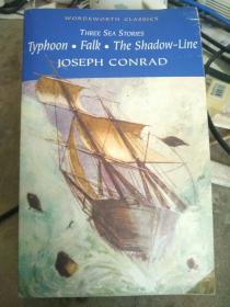 康拉德海洋小说/Three Sea Stories