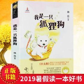 我是一只狐狸狗 我是一只狐狸狗 小太阳的故事 台湾儿童文学馆 林良美文书坊 童书 中国儿童文学 诗歌散文 儿童畅销文学