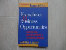 Franchises Business Opprtunities