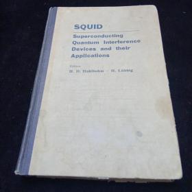 英文原版。超导量子干涉器件及其应用