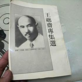 王芗齐专集选   意拳(大成拳)创始人
