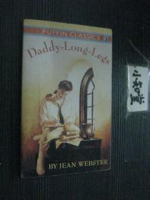 英文原版 Daddy-Long-Legs / 长腿叔叔
