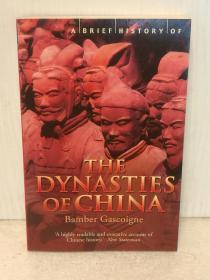 中国王朝简史 A Brief History of the Dynasties of China by Bamber Gascoigne (中国历史)英文原版书