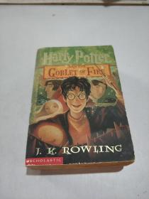 Harry potter AND THE GOBLET OF FIRE(外文)