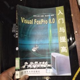 visual foxpro 8.0 入门与提高