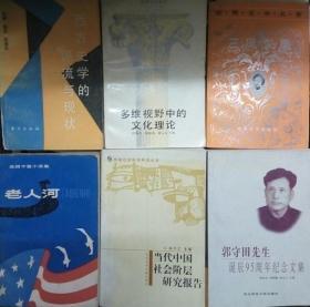 Y016 美国中篇小说集:老人河(85年1版1印、馆藏)