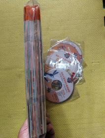 培生儿童英语分级阅读 第四级(图书16本+DVD5片)