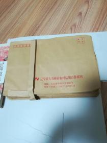 大牛皮纸信封100个 ( 规格长度22cm . 宽15.2cm)