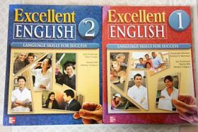 Excellent English Book 1: Language Skills For Success