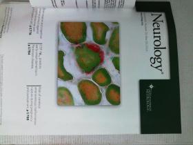 NEUROLOGY 2014/05/20 no.20 vo.82 外文原版神经病学医学学术论文考研资料杂志