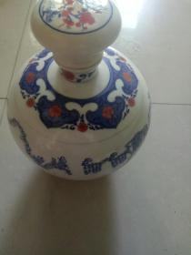 景德镇瓷酒瓶