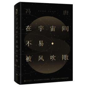 冯唐 无所谓+在宇宙间不易被风吹散 (两册套装)