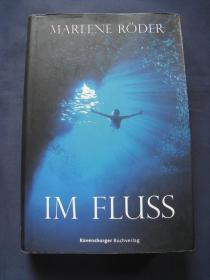 Im Fluss 2007年德国印刷 德语原版小说