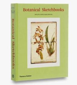 Botanical Sketchbooks 植物写生簿 植物写生艺术绘画草图手稿