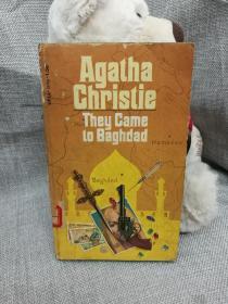 英文原版书AGATHA CHRISTIE THEY CAME TO BAGHDAD
