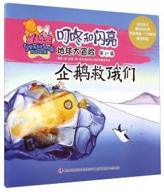 星岛乐园叮咚和闪亮地球大冒险第27集:企鹅救了我们 吉林出