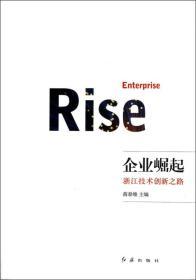 企业崛起:浙江技术创新之路