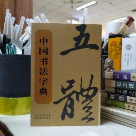 中国经典书画丛书:中国书法字典