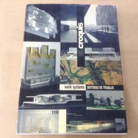 ELCROQUIS work systems sistemas de trabajo 当今世界上最全面最权威的建筑出版物之一 也是出版建筑大 师作品集最全最多的杂志社 281页