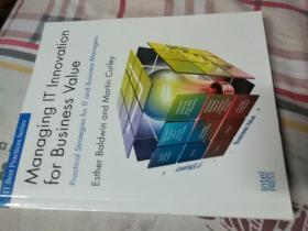 Managing IT Innovafion for Bbusiness Value