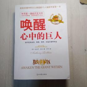 唤醒心中的巨人:如何控制身体、情绪、精神、财富及最终命运