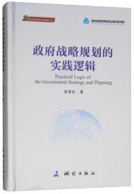政府战略规划的实践逻辑/测绘地理信息发展战略文库