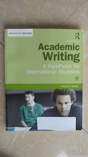 academic writing 4th 第4版 正版 Stephen Bailey