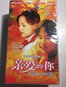亲爱的你 韩剧 车太贤 蔡琳 甘宇成 连续剧 vcd 电视剧 12碟