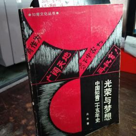 光荣与梦想 中国知青二十五年史