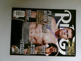 THE RING 2016/07 英文原版拳击杂志 体育杂志