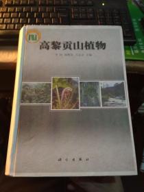 高黎贡山植物