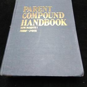 英文原版。母体化合物手册环状母体。
