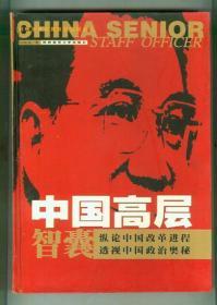 中国高层智囊 纵论中国改革进程.透视中国政治奥秘(全六卷)合售