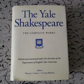 (耶鲁版莎士比亚全集)The Yale Shakespeare THE COMPLETE WORKS(布面精装)