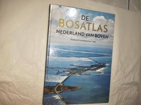 DE BOSATLAS NEDERLAND VAN BOVEN荷兰的bosatlas以上