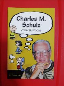 Charles M. Schulz: Conversations (Conversations with Comic Artists Series 美国漫画家访谈录)