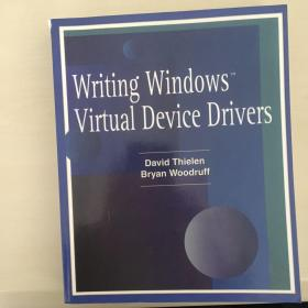 Writing Windows Virtual Devices Drivers