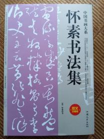 中国书画大系----怀 素书法集