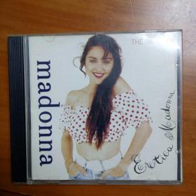 CD:玛丹娜精选档案
