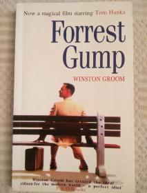英文原版:Forrest Gump(阿甘正传)1986年1版1印