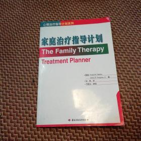 家庭治疗指导计划