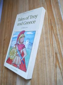 Tales of Troy and Greece (Wordsworth Childrens Classics)特洛伊和希腊的故事