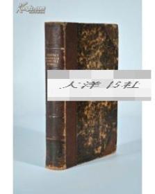 【包邮】居住在中国Residence Among the Chinese: Inland, on the Coast, and at Sea 1857年 精装
