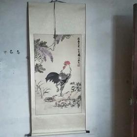 安徽省美术家协会理事禅石〈迎春大吉〉
