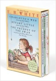 E. B. White Box Set有外盒