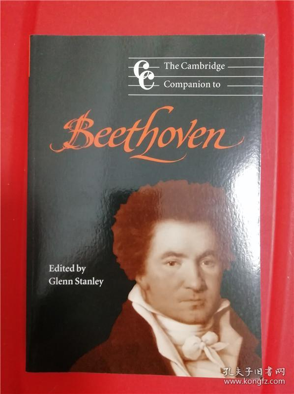 The Cambridge Companion to Beethoven (剑桥贝多芬研究指南)